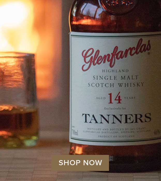 Tanners Glenfarclas Single Malt