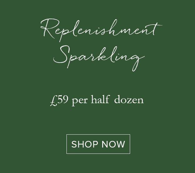 REPLENISHMENT SPARKLING - HALF DOZEN