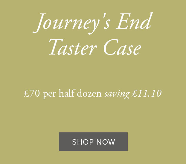 Journey's End Taster Case
