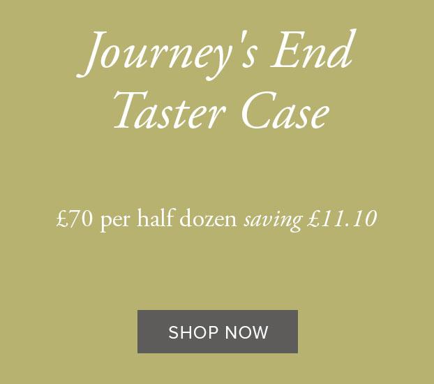 Journey's End Taster Case