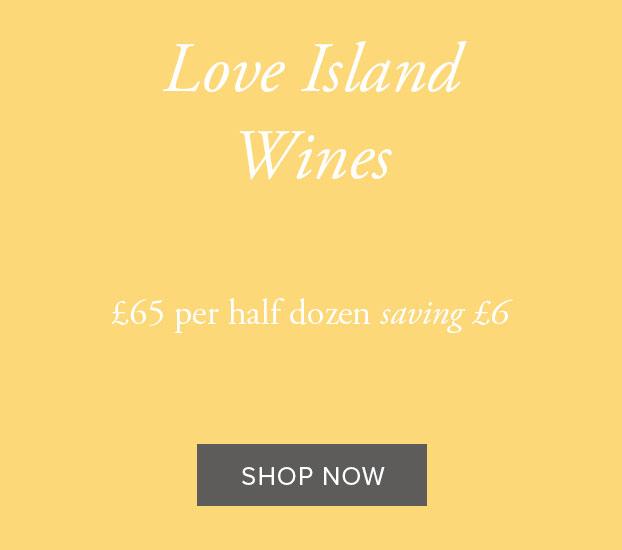 LOVE ISLAND WINES - HALF DOZEN