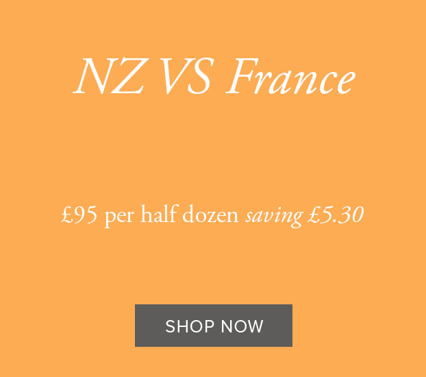 NZ VS FRANCE - HALF DOZEN