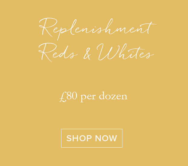 REPLENISHMENT REDS & WHITES - DOZEN