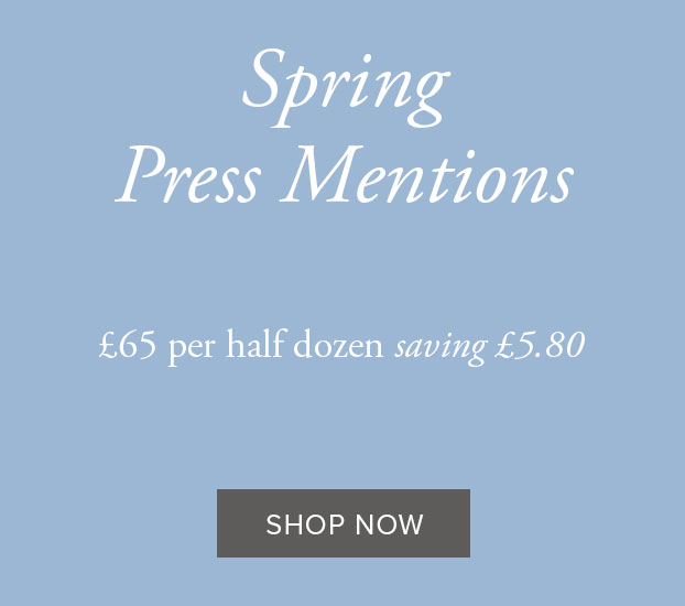 Spring Press Mentions