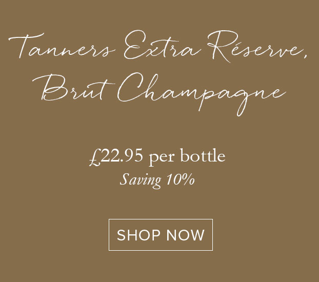 TANNERS EXTRA RÉSERVE, BRUT CHAMPAGNE